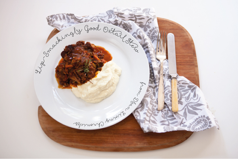 Oxtail Stew Recipe - Clean Living Chronicles