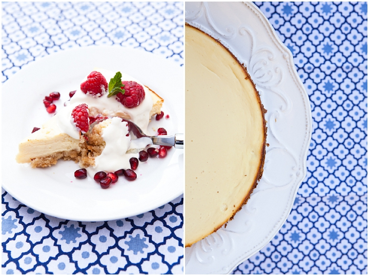 Low Carb New York Style Cheesecake