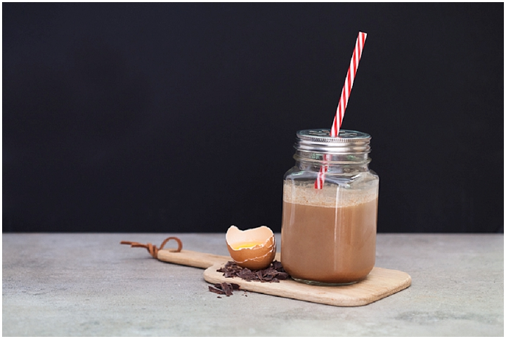 keto chocolate smoothie